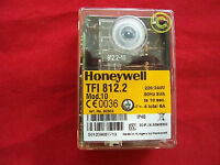 Satronic Honeywell TFI 812.2  Mod.10 Feuerungsautomat Relais Gasfeuerungsautomat