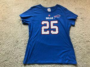 Majestic Mens NFL Buffalo Bills LeSean McCoy Shirt Size 2X