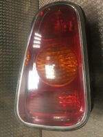 MINI TAIL LIGHT COOPER / S / ONE R53 R50 GENUINE ORIGINAL Used REAR RIGHT