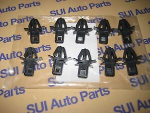 Toyota T100 Front Grille Snap Clips Holders Genuine OEM Factory Toyota Set of 10
