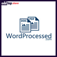 WordProcessed.com - Premium Domain Name For Sale, Dynadot
