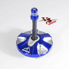 Apico Anodised Fuel Cap inc Vent Pipe KTM ENDURO EXC250 EXC300 08-17 BLUE