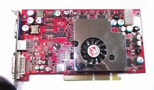 ATI Radeon 9800 Pro AGP Graphics Card 256 Mb (Used)