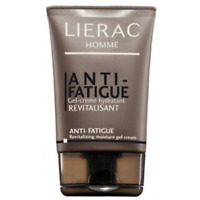 LIERAC HOMME ANTI-FATIGUE Revitalizing Moisture Gel Cream, 1.7 oz  Sealed!