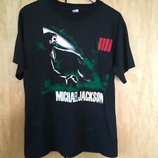 Michael Jackson 1988 Pepsi Bad Tour T-Shirt - Large - Rare Original condition