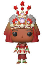 Moana Ceremony Pop Vinyl Plastic Stylized Collectable Action Figure Licensed