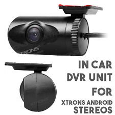 Xtrons HD Wide Angle In Car Dash Cam DVR Camera Unit For Android Stereos