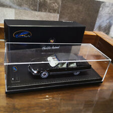 VAV 1:43 Scale Cadillac Fleetwood 1992 Resin Car Model Collection Toy Black Rare
