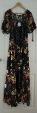 Free People Long Floral Dress Size Small BNWT RRP $168