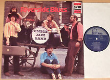 Omega Jazz Band-Riverside Blues (Fontana, D/LP VG + +/M -)