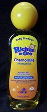 Ricitos de Oro Chamomile Hypoallergenic Natural Lightening Baby Shampoo ~13.5 oz
