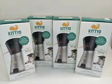 4-KITTYO Treat Dispenser Cat Pet Camera/2Way Audio/Toy Laser  **Discontinued*