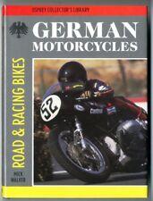 German Motorcycles Road & Racing Bikes Book Walker M