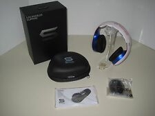 Soul SL300 Los Angeles Clippers Colors Noise Cancelling Headphones VERY RARE