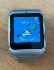 Sony SmartWatch 3 SWR50 Stainless Steel Case Steel Band