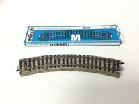 Marklin 5116 HO Gauge M Track Curved Contact (NEW)
