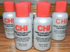 6 CHI Ionic COLOR LOCK Treatment for Long Lasting Color 15 ml Haircare