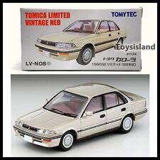 Tomica Limited Vintage NEO LV-N08c TOYOTA COROLLA 1500SE LIMITED 89 TOMYTEC 1/64