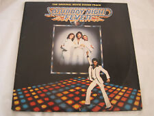 Saturday Night Fever Movie Sound Track Bee Gees Double LP Record RSO 1977