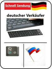 Russische Tastaturaufkleber Tastatur-Aufkleber наклейки на клавиатуру