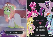 MY LITTLE PONY SERIES 2 DOG TAG FOIL TRADING CARD SINGLE TREE HUGGER #TC21