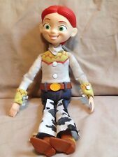 Toy Story Pull String Jesse Doll Cowgirl Disney Pixar thinkway toys-talking used