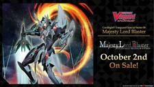 Cardfight!! Vanguard - Special Series 04 (V-SS04) - Majesty Lord Blaster Deck