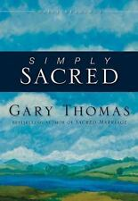 Simply Sacred: Daily Readings, Thomas, Gary L., New Books