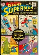 SUPERMAN ANNUAL #4 4.0