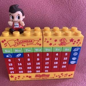 Big Boy DIY Block Calendar Novelty Collection