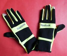 REEBOK ALL WEATHER THERMAL RUNNING GLOVES SIZE MEDIUM * NEW