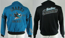 San Jose Sharks NHL Men's Reversible Mid Weight Designer Hoodie