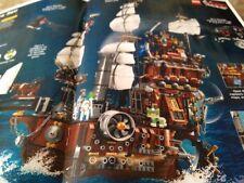 Metalbeard's Sea Cow Ship Boat Set 70810 NEW Sealed HUGE~70807  THE LEGO MOVIE