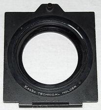 67mm Kenko Filter Holder for 4x4 100mm Gelatin Filters
