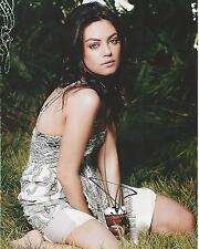 Mila Kunis Signed 10x8 Photo Image B UACC Registered dealer COA