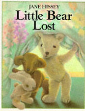 Little Bear Lost (Red Fox picture books), Jane Hissey