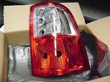 GENUINE FORD FG FGX FALCON UTE RIGHT HAND TAIL LAMP LENS AND BODY LIGHT ASSY