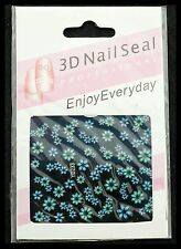 Bindi Fleur Bijou Decoration Stickers Autocollant pour Ongles Art Nail  3178