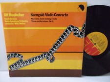 EMD 5515 Korngold Violin Concerto Ulf Hoelscher