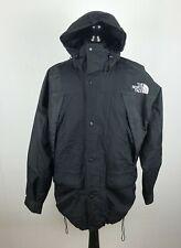 VINTAGE The North Face Black GORE-TEX Jacket Men's Size L Windbreaker Parka Top