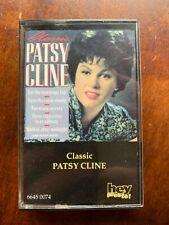 Patsy Cline Classic Audio Cassette Tape