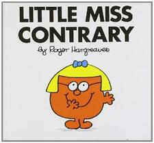 Little Miss Contrary (Little Miss Classic Library) by Roger Hargreaves, Acceptab