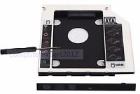 2nd 2.5 HDD SSD Hard Drive Frame Caddy for HP Envy 17-J162SS 15t-ae100 17-s030nr