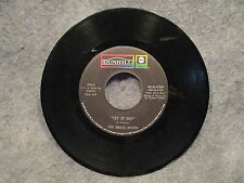 "45 RPM 7"" Record The Grass Roots Two Divided By Love & Let It Go 45-D-4289 VG+"