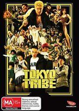 Tokyo Tribe NEW R4 DVD