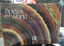 NEW! Board Game Spices of the World Avalon Hill 1988 Unused Vintage McCormick