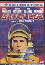 DVD Satan Bug De John Sturges Nouveau 1965