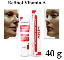 RETINOL Cream 40g Anti Ageing Anti Wrinkle very Dry Skin Free PP