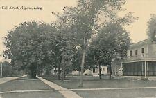 ALGONA IA – Call Street - 1925