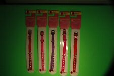 one ruffin' it Jeweled Cat Collar Size 8-12 Pick Color